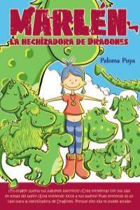 MARL�N LA HECHIZADORA DE DRAGONES 1: portada