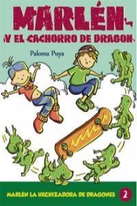 MARLEN Y EL CACHORRO DE DRAGON 2: portada