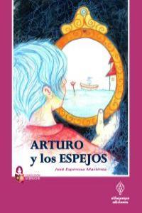 ARTURO Y LOS ESPEJOS: portada