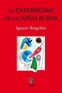 ENFERMEDAD DE LAS NIÑAS RUBIAS,LA: portada