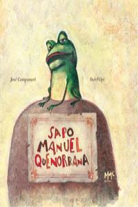 SAPO MANUEL QUENONARRA: portada