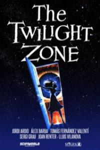 The Twilight Zone: portada