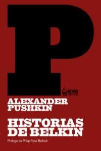 HISTORIAS DE BELKIN: portada