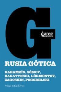 RUSIA GOTICA: portada