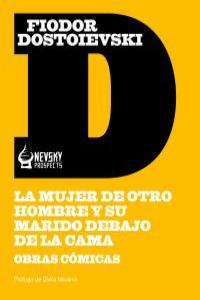 MUJER DE OTRO HOMBRE Y SU MARIDO DEBAJO DE LA CAMA,LA: portada