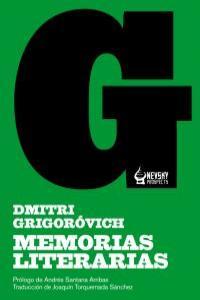 MEMORIAS LITERARIAS: portada