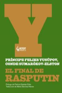 FINAL DE RASPUTIN,EL: portada