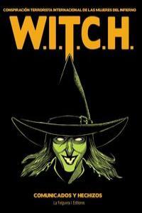 W.I.T.C.H. (Conspiración Terrorista Internacional de las Muj: portada