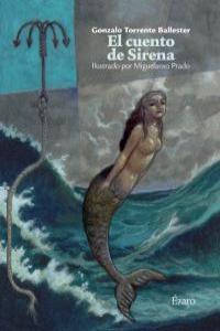 CUENTO DE SIRENA,EL: portada