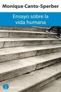 ENSAYO SOBRE LA VIDA HUMANA: portada
