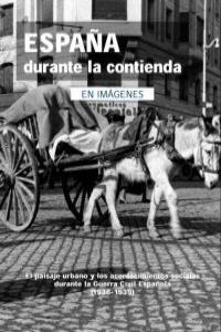 ESPAÑA DURANTE LA CONTIENDA: portada
