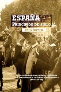 ESPAÑA PRINCIPIOS DE SIGLO: portada