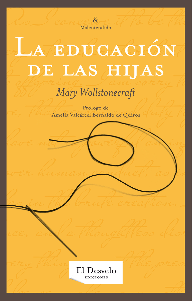 EDUCACION DE LAS HIJAS,LA: portada