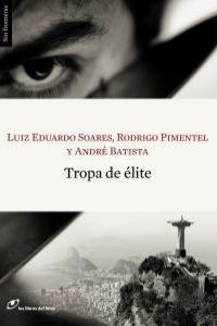 TROPA DE ELITE: portada