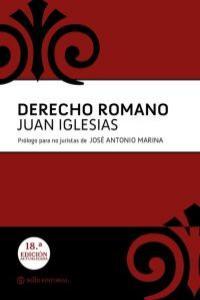 Derecho Romano: portada