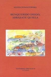 BENQUERIDO DIEGO ABRAZATE QUIELA - GALL: portada