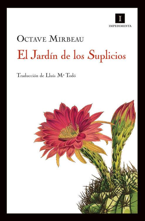 JARDIN DE LOS SUPLICIOS,EL: portada