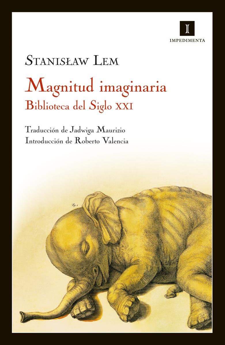 MAGNITUD IMAGINARIA: portada