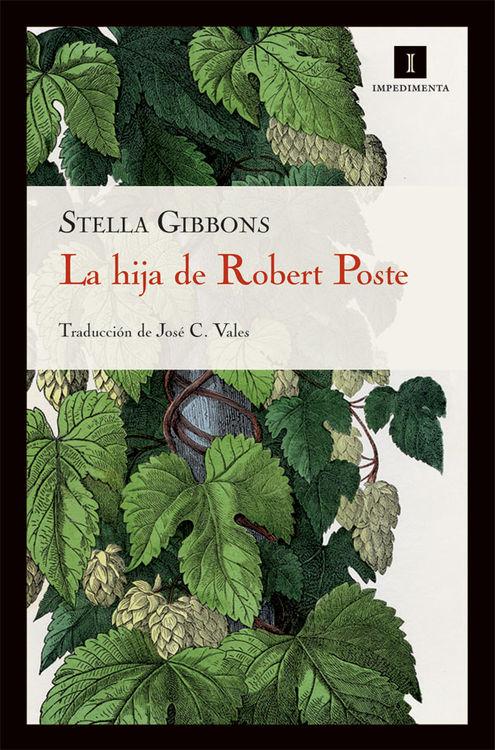 HIJA DE ROBERT POSTE,LA 21ª ED: portada