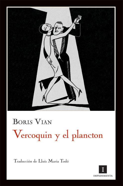 VERCOQUIN Y EL PLANCTON: portada