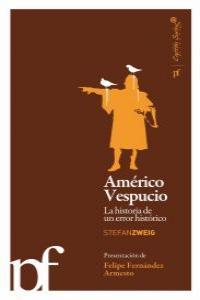 AMERICO VESPUCIO: portada