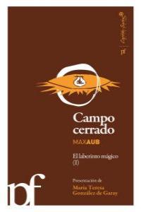 CAMPO CERRADO: portada