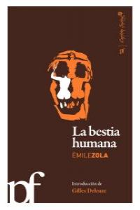 BESTIA HUMANA,LA: portada