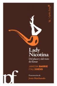 LADY NICOTINA: portada