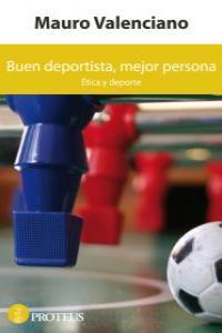 BUEN DEPORTISTA MEJOR PERSONA: portada