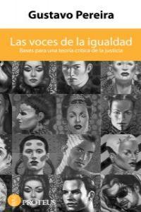 VOCES DE LA IGUALDAD,LAS: portada