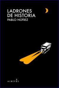 Ladrones de Historia: portada