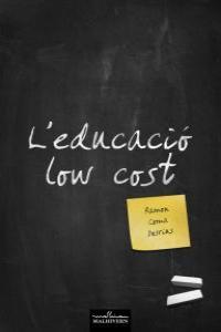 L\'educació low cost: portada