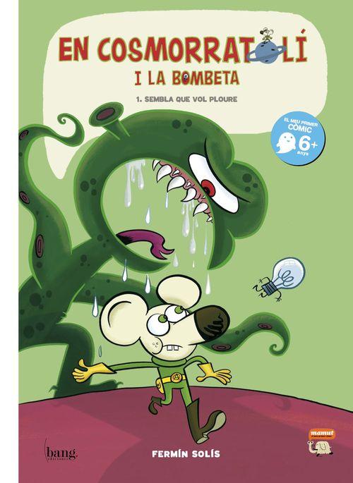 EN COSMORRATOLí I LA BOMBETA 1: portada