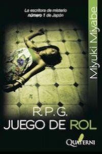 R.P.G. Juego de Rol: portada