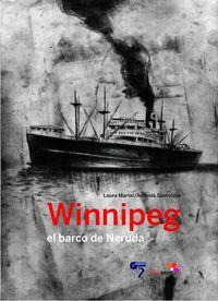 Winnipeg, el barco de Neruda: portada