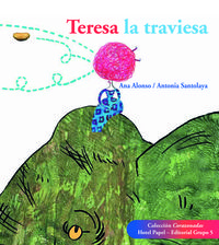 TERESA LA TRAVIESA: portada