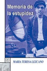 MEMORIA DE LA ESTUPIDEZ: portada
