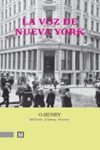 La voz de Nueva York: portada