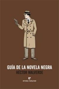 GUIA DE LA NOVELA NEGRA: portada