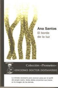 BORDE DE LA LUZ,EL: portada