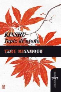 KINSHU. TAPIZ DE OTOÑO: portada