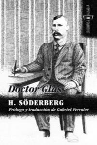 DOCTOR GLAS: portada