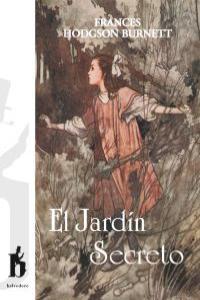 EL JARDIN SECRETO: portada