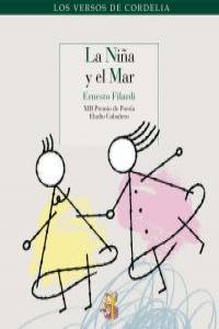 NIÑA Y EL MAR,LA: portada