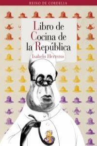 LIBRO DE COCINA DE LA REPÚBLICA: portada