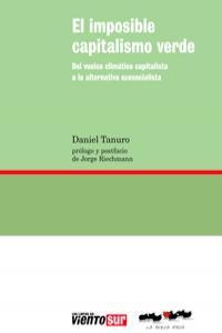 Imposible capitalismo verde, El: portada