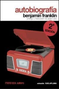AUTOBIOGRAFIA DE BENJAMIN FRANKLIN: portada