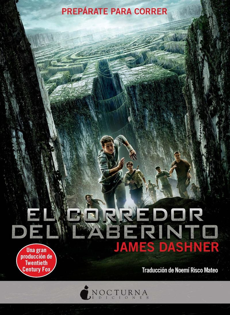 CORREDOR DEL LABERINTO,EL: portada