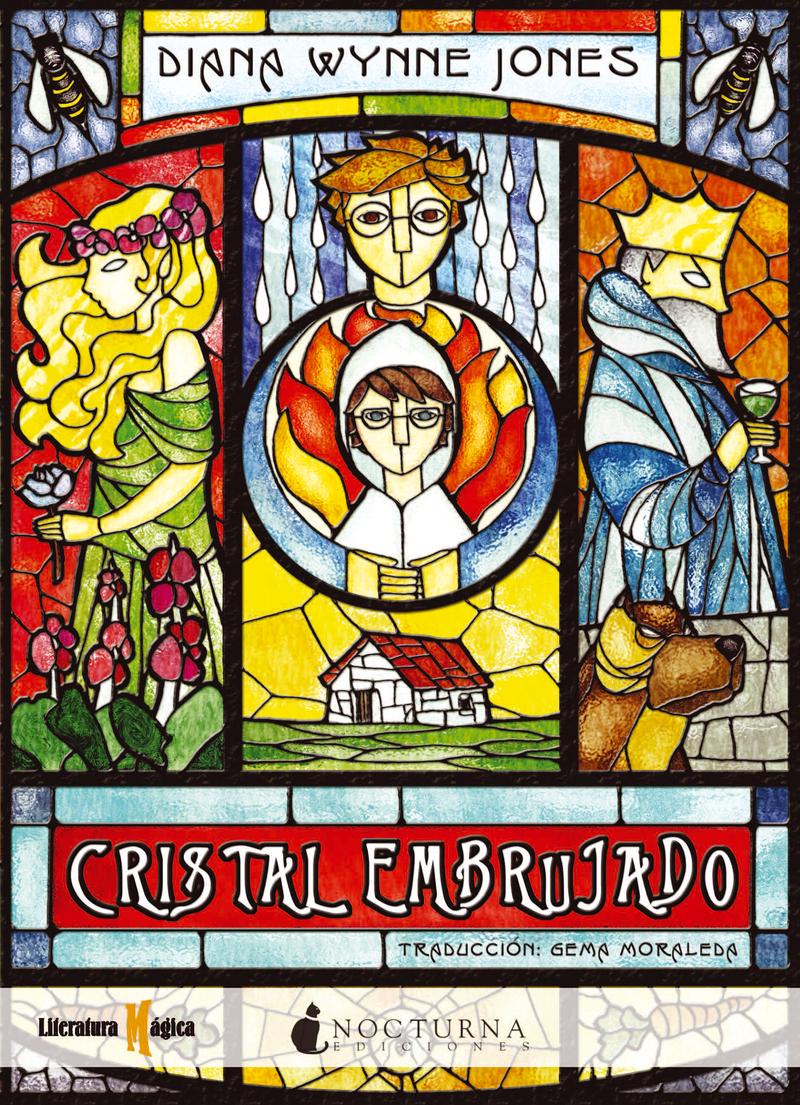 CRISTAL EMBRUJADO: portada