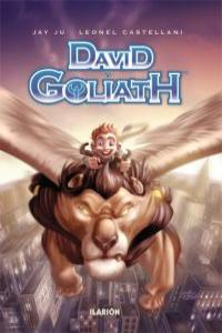 DAVID Y GOLIATH: portada